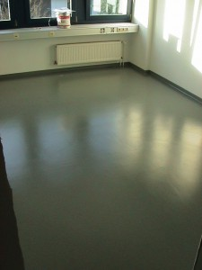 Kunststoffboden II